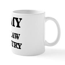 Cute Outlaw country Mug
