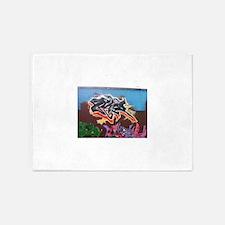 Wildstyle Art 5'x7'Area Rug