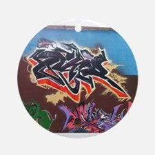 Wildstyle Art Ornament (Round)