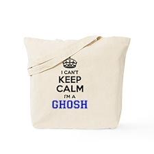 Funny Ghosh Tote Bag
