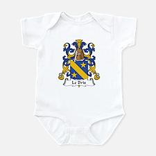 Le Bris Infant Bodysuit