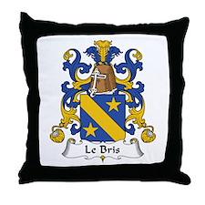 Le Bris Throw Pillow