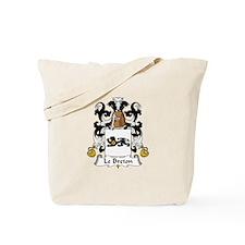 Le Breton Tote Bag