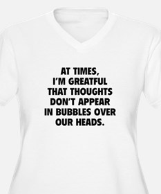 Bubbles Over Our Heads T-Shirt