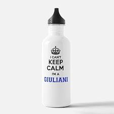 Cute Giuliani Water Bottle