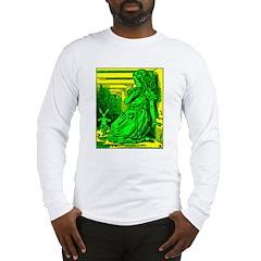 White Rabbit Running Long Sleeve T-Shirt