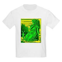 White Rabbit Running T-Shirt