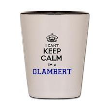 Cute Glambert Shot Glass