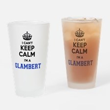Unique Glambert Drinking Glass