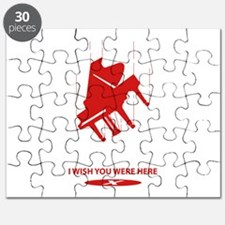 I Wish You Were Here Puzzle