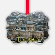 Stunning! St Pauls Cathedral Pro photo Ornament
