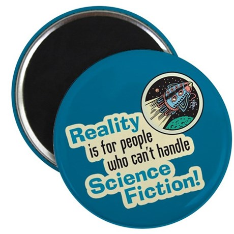 "Reality - 2.25"" Magnet (100 pack)"