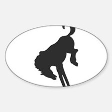 Unique Bronco Sticker (Oval)