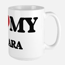 I Love My RARA Mugs