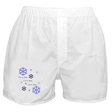 Let it Moe. Boxer Shorts
