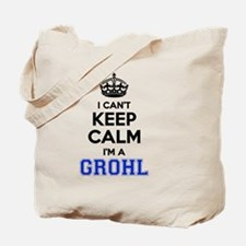 Funny Grohl Tote Bag
