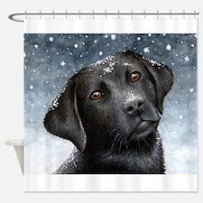 Dog 100 Shower Curtain
