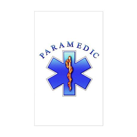 Paramedic Rectangle Sticker