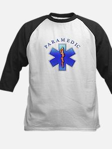 Paramedic Kids Baseball Jersey
