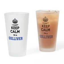 Funny Gulliver Drinking Glass