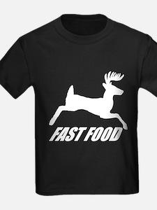 Fast food buck w T
