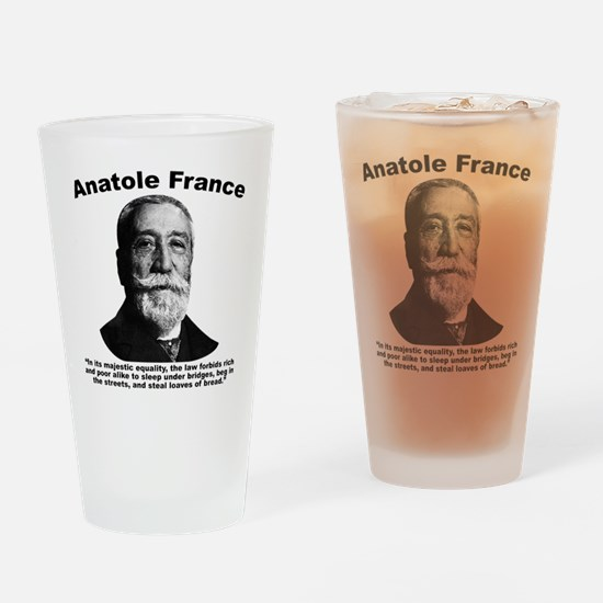 Law Drinking Glass
