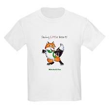 Mitchell the Fox Kids T-Shirt