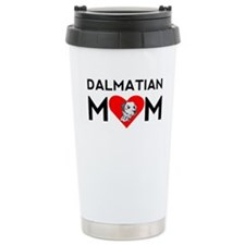 Dalmatian Mom Travel Mug