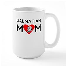 Dalmatian Mom Mugs