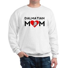 Dalmatian Mom Sweatshirt