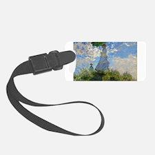 Woman with a Parasol Claude Monet Impressionist Lu