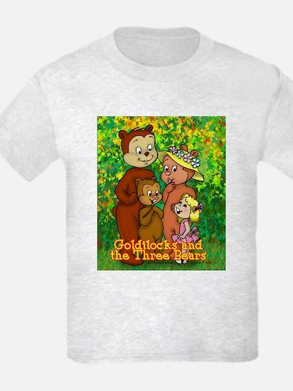 3 Bears T-Shirt