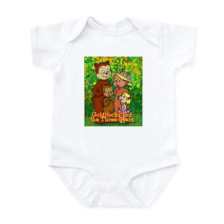 3 Bears Infant Bodysuit