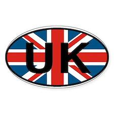 UK Full Flag(Oval)