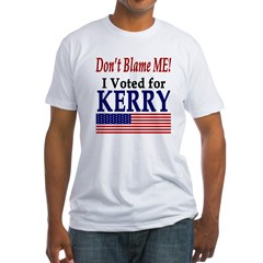 I Voted For Kerry Shirt
