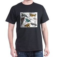 Iguanas of the World T-Shirt