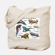 Iguanas of the World Tote Bag