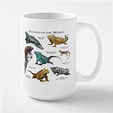 Iguanas of the World Mug