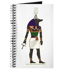 Anubis Hieroglyph Journal