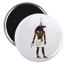 Anubis Hieroglyph Magnet