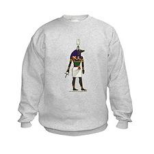 Anubis Hieroglyph Sweatshirt
