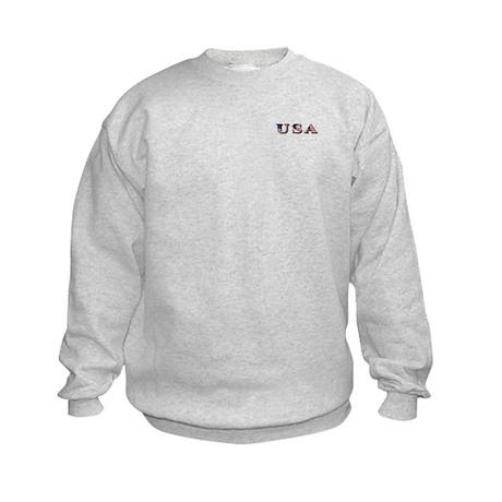 USA Kids Sweatshirt