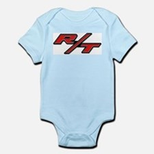 Funny Mustang 66 Infant Bodysuit