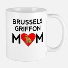 Brussels Griffon Mom Mugs