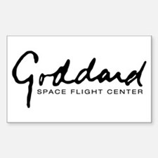 Goddard Space Center Decal