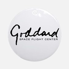Goddard Space Center Ornament (round)