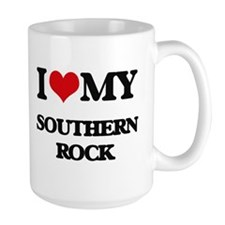 I Love My SOUTHERN ROCK Mugs