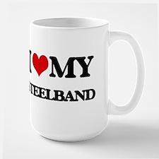 I Love My STEELBAND Mugs