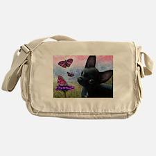 dog 91 Messenger Bag