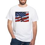 Schwartz for pres 1 White T-Shirt